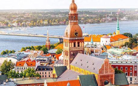 Za poznáním krásy Pobaltí a Petrohradu, Lotyšsko,Estonsko, Rusko, Litva