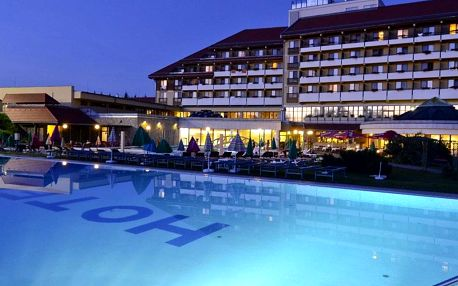 Tapolca, Hotel PELION**** autobusem, Tapolca, Maďarsko