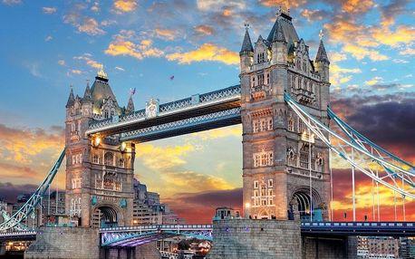 To nejlepší z Londýna ve 4 dnech, Londýn, Velká Británie