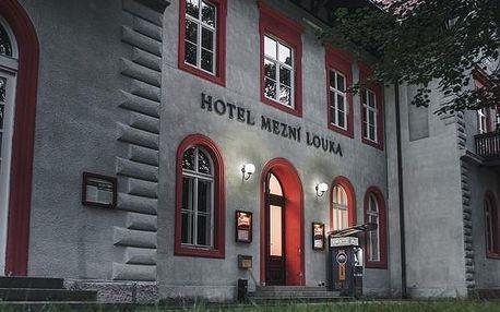 Národní park České Švýcarsko: Hotel Mezní Louka