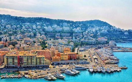 Za parfémy a kláštery do Provence a na Azurové pobřeží, Provence, Francie
