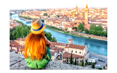 Romantická Verona, Benátky a přilehlé ostrovy, Benátky, Verona, Itálie