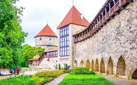 Expedice Pobaltím: Litva, Lotyšsko, Estonsko s návštěvou Helsinek