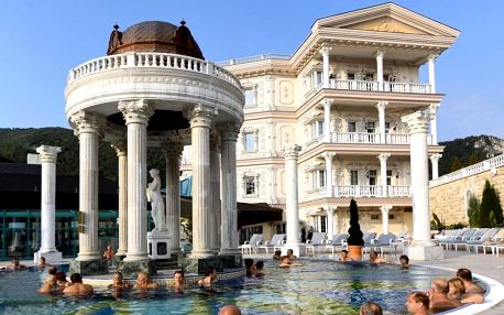 Rajecké Teplice, hotel Aphrodite**** s termálními lázněmi, Rajecké Teplice, Slovensko