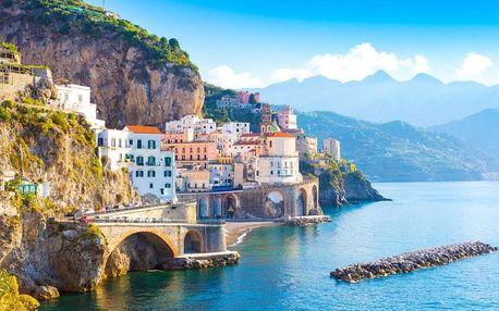 Jižní Itálie s návštěvou Říma a Amalfského pobřeží