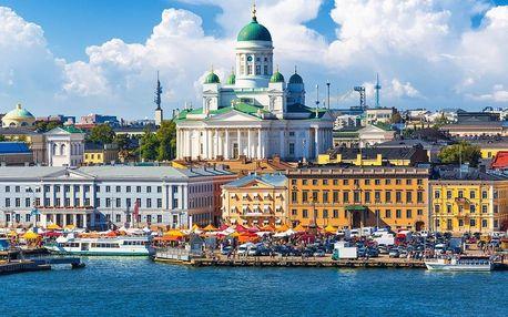 Krásy Pobaltí a Skandinávie, Lotyšsko,Estonsko,Finsko, Litva