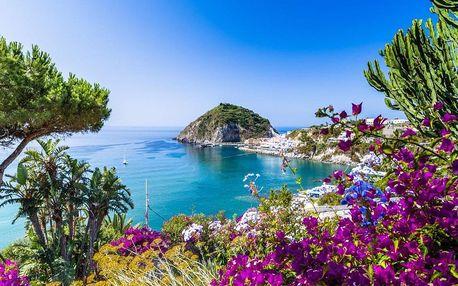 Za krásami Jižní Itálie s výstupem na Vesuv a plavbou na ostrov Ischia, Itálie