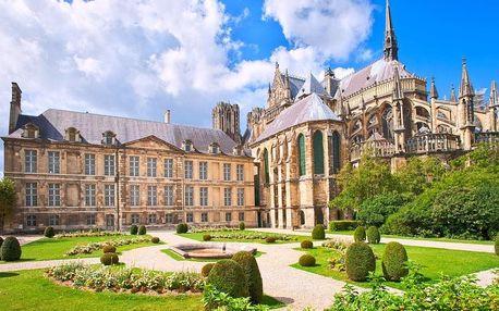 Paříž s Remeší a Versailles