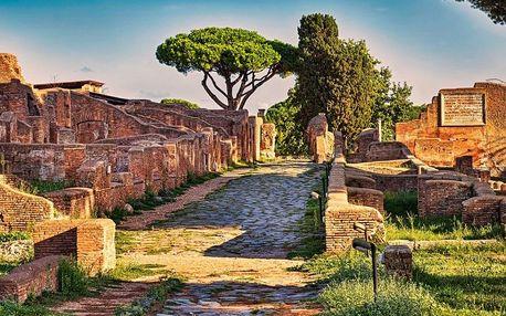 Památkový Řím s koupáním v Ostii, Řím, Itálie