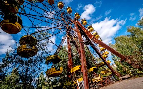 Velký okruh Ukrajinou s návštěvou Černobylu, Kyjev, Ukrajina