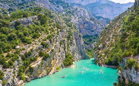 Putování kouzelnou Provence - Marseille, Cannes, Monako, Provence, Francie
