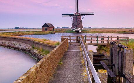 Nejkrásnější národní parky Holandska a Amsterdam, Amsterdam, Nizozemsko