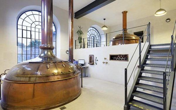 Pivní pobyt v Pivovaru Cvikov   Cvikov   celoročně (vyjma 23.12 – 31.12.)   3 dny/2 noci2