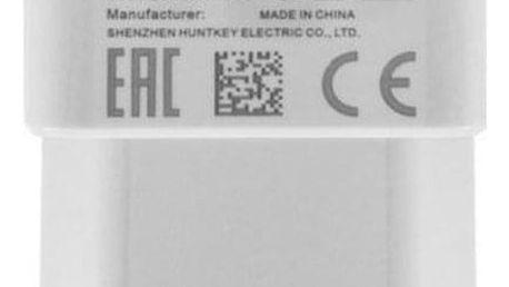 Huawei HW-050100E01W, + micro USB kabel, 1A (bulk) bílá (429936)