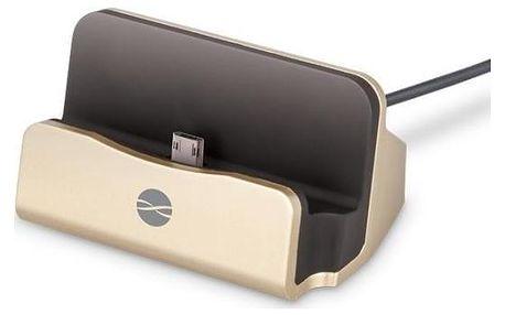 Forever DS-01 TFO Pro MicroUSB zlatý (ATCMICRODSTFOGO)