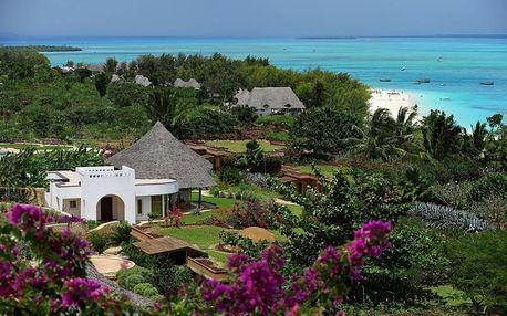 Zanzibar - Nungwi na 10 dní, all inclusive s dopravou letecky z Prahy, přímo na pláži