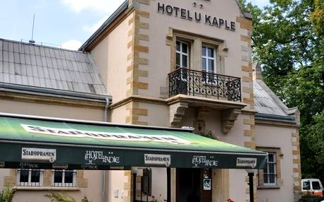 Děčín: Hotel U Kaple