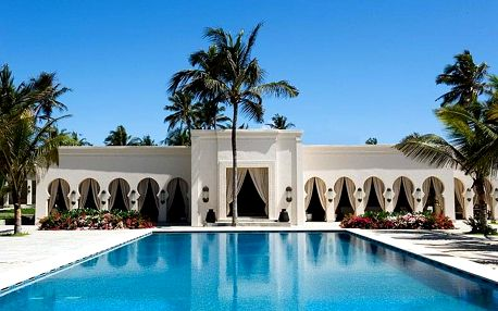 Zanzibar - Baraza Resort and Spa na 9 dní, all inclusive s dopravou letecky z Prahy, přímo na pláži