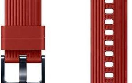 Samsung silikonový pro Galaxy Watch ET-YSU81M 20mm červený (ET-YSU81MREGWW)