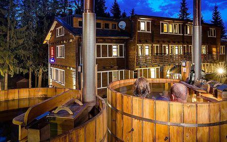Letní dovolená pod Chopkem v hotelu Björnson