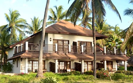 Zanzibar - Breezes Beach Club na 10 dní, polopenze s dopravou letecky z Prahy, přímo na pláži