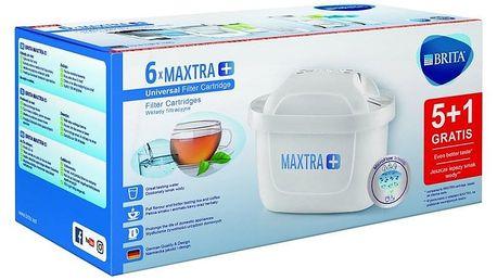 Filtr na vodu Brita Maxtra Plus 5+1 Pack