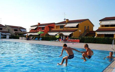 Itálie - Caorle na 8 dnů