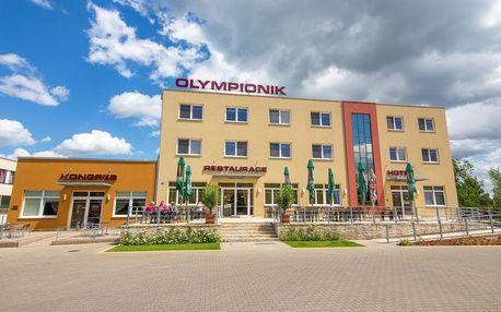 Mělník: Hotel Olympionik