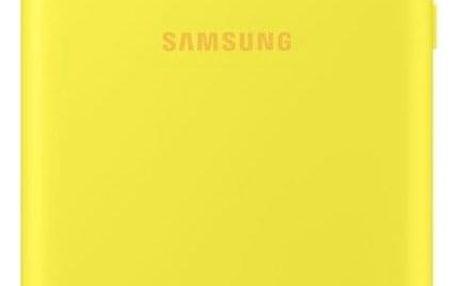 Samsung Silicon Cover pro Galaxy S10e žlutý (EF-PG970TYEGWW)