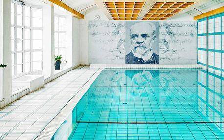 Luxusní pobyt ve Varech s wellness a polopenzí