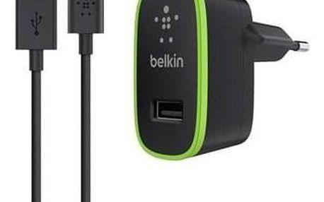 Nabíječka Belkin s kabelem USB Typ C, černá - ★ Dodatečná sleva v košíku 15 %