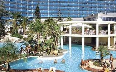 Hotel Calypso Beach, Rhodos, Řecko, letecky, all inclusive
