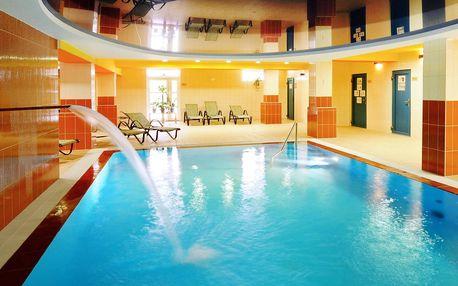 4* relax v Beskydech s polopenzí a wellness