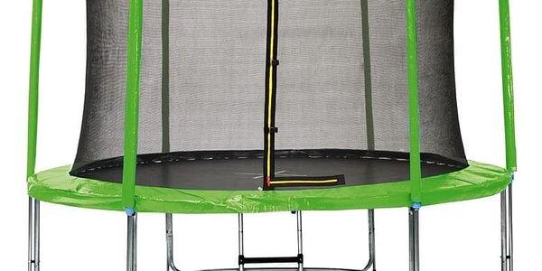 Marimex   Sada krytu pružin a rukávů pro trampolínu 305 cm - zelená   19000781