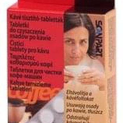 Scanpart čistící tablety pro kávovary 10 ks - ★ Dodatečná sleva v košíku 15 %