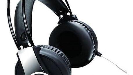ZALMAN herní headset HPS500,20-2000 Hz, délka kabelu: 2,35m - ★ Dodatečná sleva v košíku 15 %