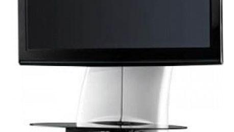 Držák televize MELICONI GHOST, VESA max 400x600, 70g, bílý - ★ Dodatečná sleva v košíku 5 %