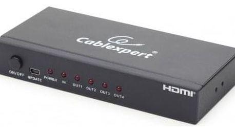 GEMBIRD Datový přepínač HDMI DSP-4PH4-02 - ★ Dodatečná sleva v košíku 10 %