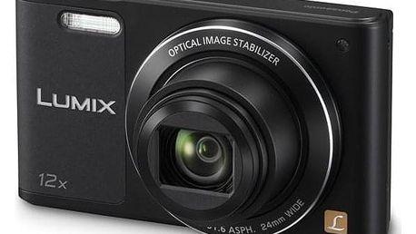 Panasonic Lumix DMC-SZ10EP-K černý