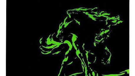 Podložka pod myš ASUS Cerberus Mat Mini Green - ★ Dodatečná sleva v košíku 15 %
