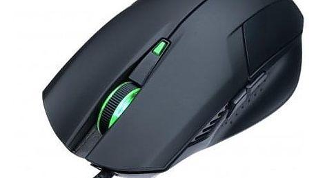 CONNECT IT Battle Rnbw myš, černá CI-1128 - ★ Dodatečná sleva v košíku 15 %
