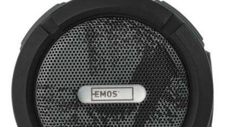 Soundbox EMOS FREESTYLER, šedá - ★ Dodatečná sleva v košíku 15 %