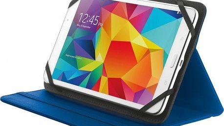 """Pouzdro s podstavcem Trust Primo Folio Case, tablet 7-8"""", modrá - ★ Dodatečná sleva v košíku 15 %"""