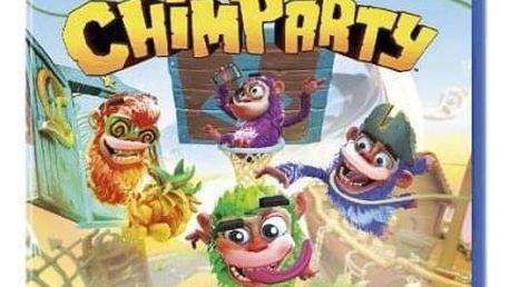SONY PS4 hra Chimparty - ★ Dodatečná sleva v košíku 15 %
