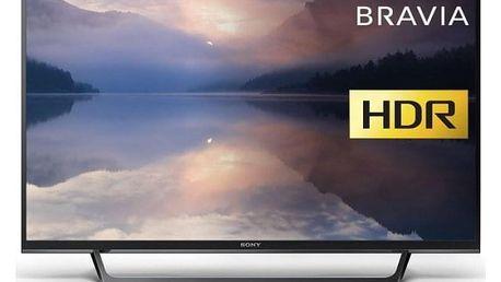 """Televize Sony KDL32RE405 (2017) / 32"""" (80 cm) - ★ Dodatečná sleva v košíku 15 %"""
