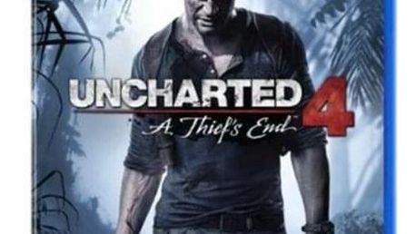 SONY PS4 hra Uncharted 4: A Thief's End - ★ Dodatečná sleva v košíku 15 %