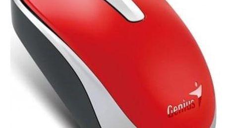 Myš Genius DX-120 červená - ★ Dodatečná sleva v košíku 15 %