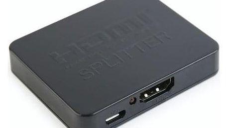Gembird DSP-2PH4-03 HDMI splitter, 2 porty - ★ Dodatečná sleva v košíku 10 %