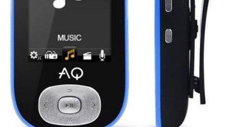 AQ MP03 modrá - ★ Dodatečná sleva v košíku 15 %