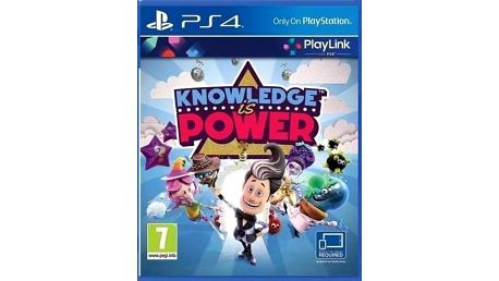 SONY PS4 hra Knowledge is Power - ★ Dodatečná sleva v košíku 15 %